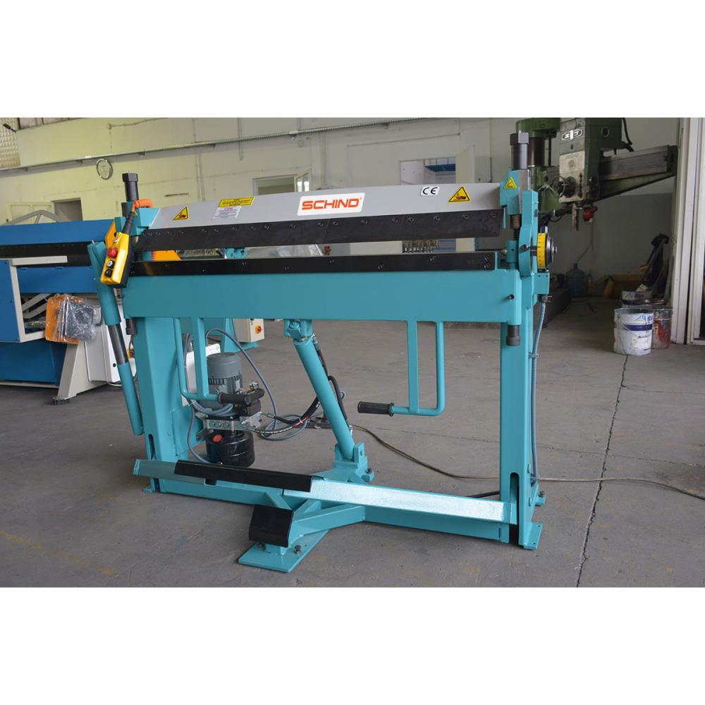 Schind CKF-H 1260×2,0mm Hydraulic Bender Box and Pan Folder