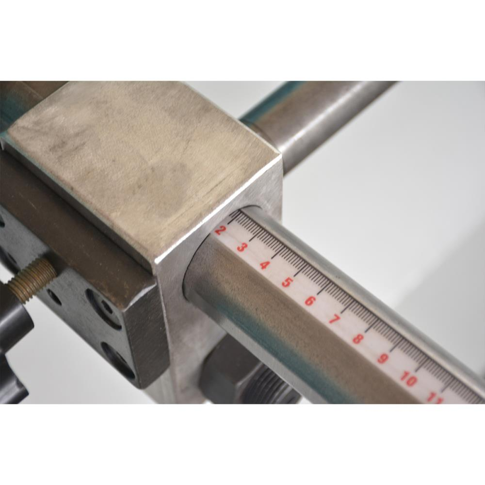 Schind EMFA 2020x1.5 Heavy Duty Motorized Guillotine Shear
