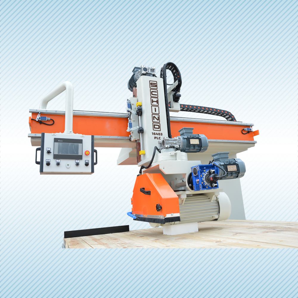 SCHIND 16403 PLC - Marble, Stone and Granite Cutting Machine