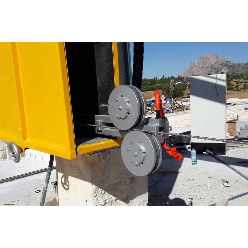 SCHIND 16100 Monowire Block Cutting Machine