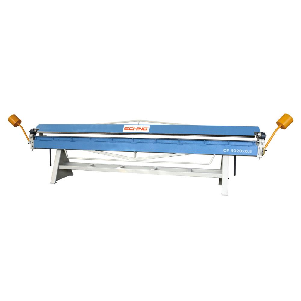 SCHIND CF 4020x0,8mm Manual Folding Machines - HVAC Type