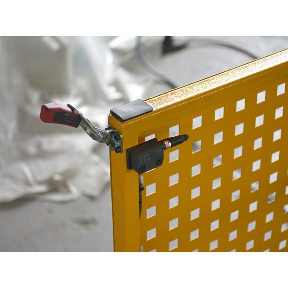 Schind ERGF 1320x2.5mm Motorized Guillotine Shear