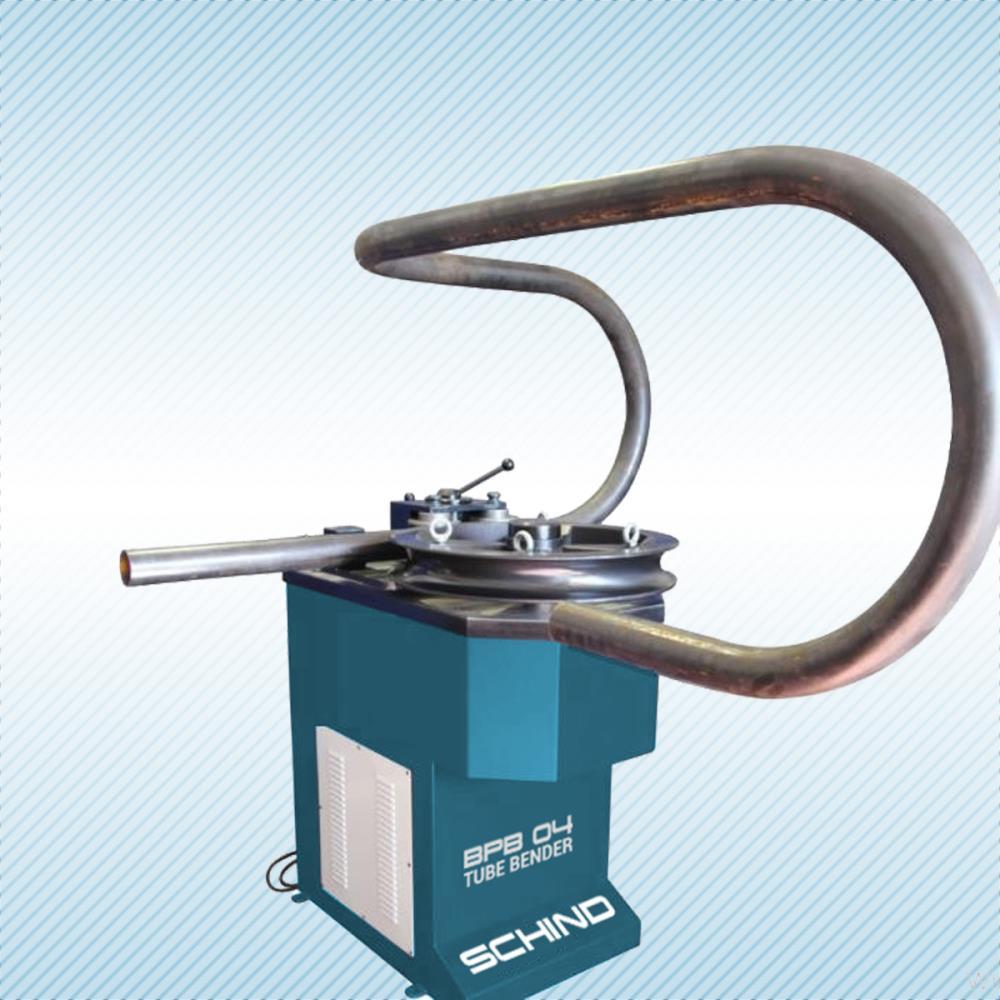 Non-Mandrel Pipe Bender Machine BPB 04