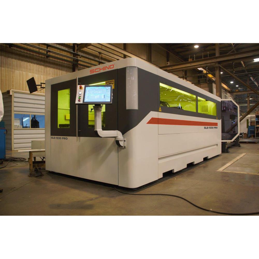 SCHIND SLE-1530 PRO Fiber Laser Cutting Machine