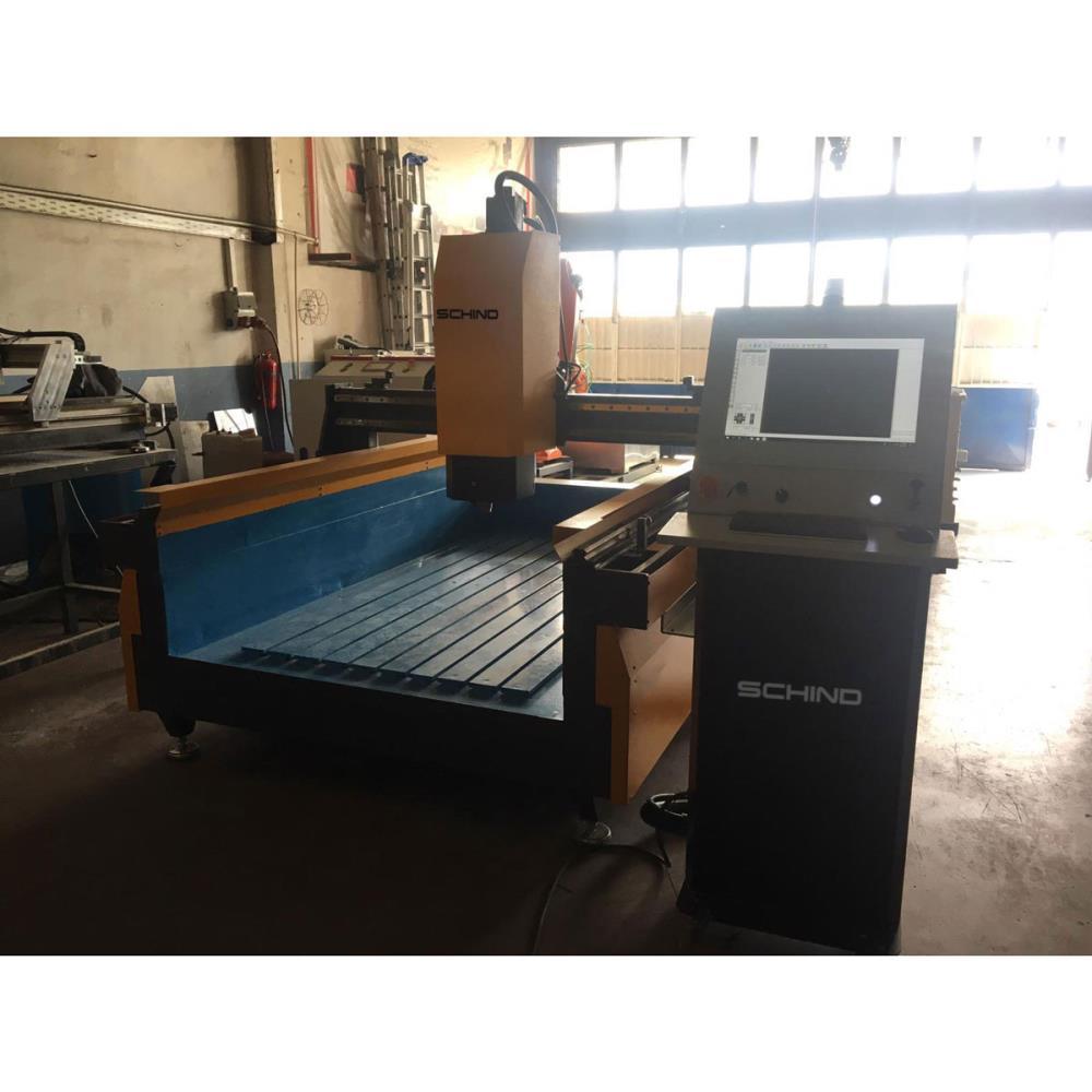 SCHIND SRJ 2019 Marble & Granite CNC Router Machine