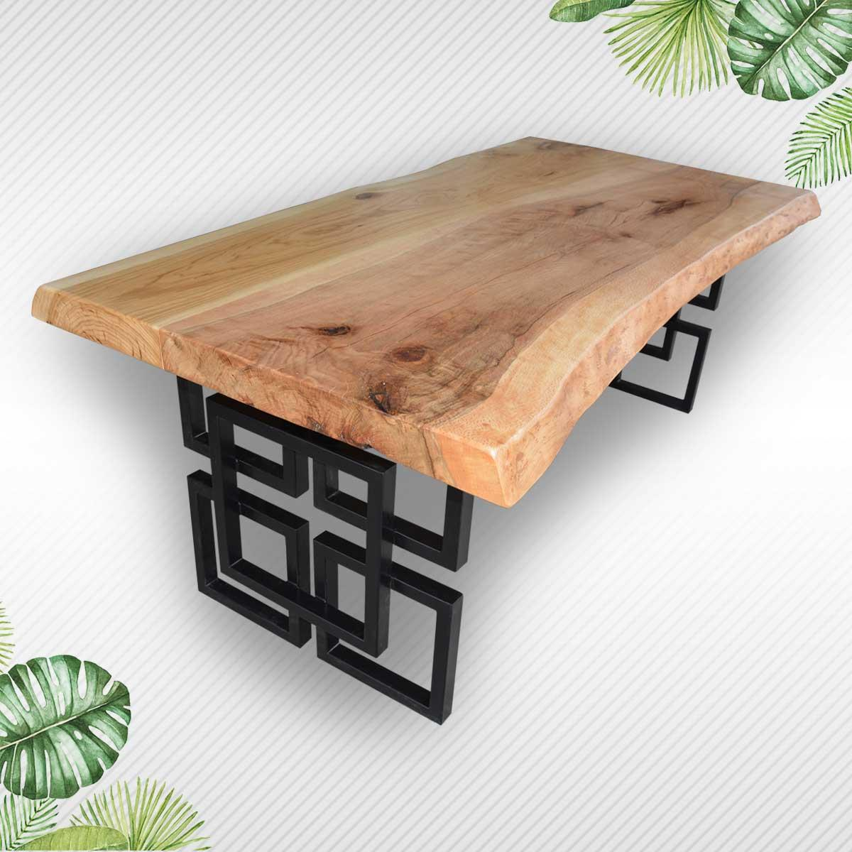 Solid Wood Kitchen Table Eximany - Solid hardwood kitchen table