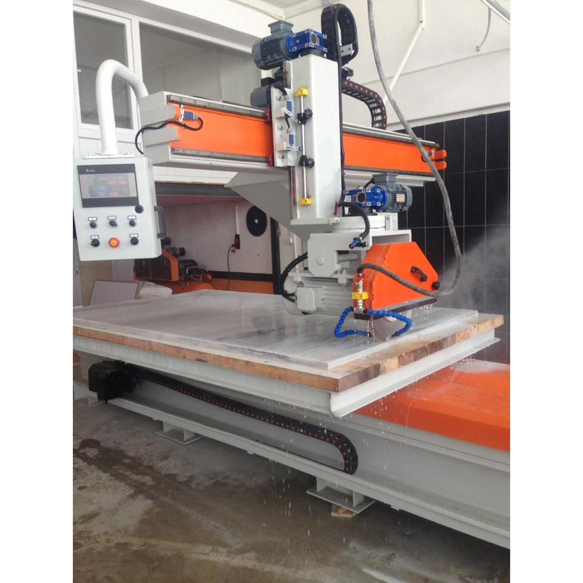 Schind 16403 Plc Marble Stone And Granite Cutting