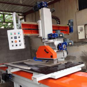 SCHIND 16401-3 NPU - FULLY AUTOMATIC - METAL WAGON - Marble, Stone and Granite Cutting Machine