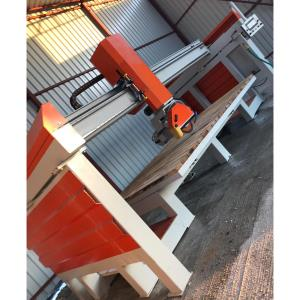 SCHIND 16502 PLC - Bridge - Marble, Stone and Granite Cutting Machine