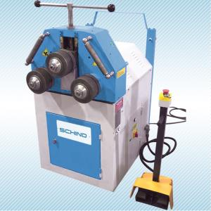 PPK-02 Three Roll Pipe-Tube and Profile Bending Machine