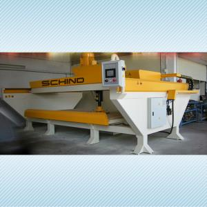 SCHIND PLS01 - 3 Axis - Bridge - Marble and Granite Polishing Machine