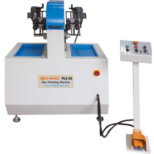 Schind PLS-02 Pipe Polishing - Sanding - Belt Grinding Machine 150Ø