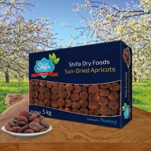 Shifa Natural Sun Dried Apricots