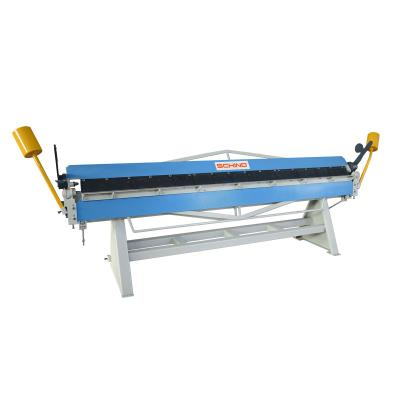 SCHIND CKF 3020x1,2mm Manual Segmented Blades Heavy Duty Folding Machine