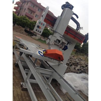 SCHIND 16401-1 NPU - Manual Cutting Angled - Marble, Natural Stone and Granite Cutting Machine