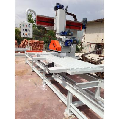 SCHIND 16401-2 NPU - AUTOMATIC - CUTTING ANGLED - Marble, Natural Stone and Granite Cutting Machine
