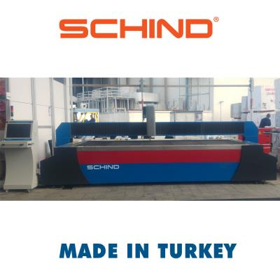 Schind CNC Waterjet Bridge Type Cutting Machine