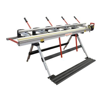 SCHIND ALF-3200x0,5mm Aluminum Frame Portable Single Blade Folding Machines for Roofing