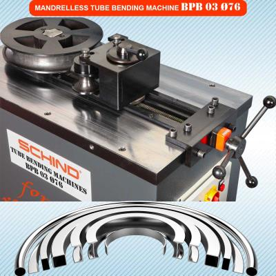 Non-Mandrel Pipe Bending Machine BPB 03 Ø76