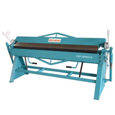 SCHIND CKF 2020x1,8MM MANUAL SEGMENTED BLADES HEAVY DUTY FOLDING MACHINES