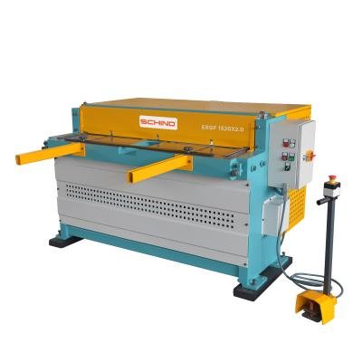 Schind ERGF 1320x2.5mm Motorized Guillotine Shear