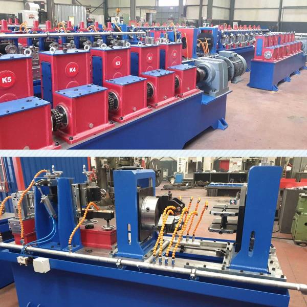 SCHIND ROLL FORM MACHINES