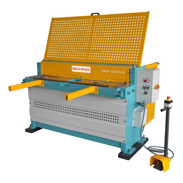 Schind ERGF 1520x2.0mm Motorized Guillotine Shear