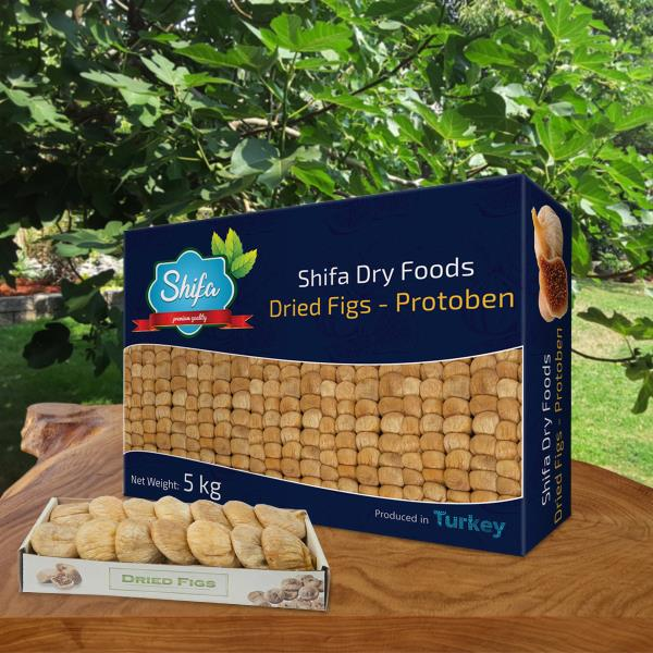 Shifa Dried Figs - Protoben